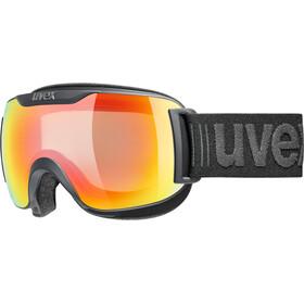 UVEX Downhill 2000 S V Uimalasit, black mat/variomatic rainbow